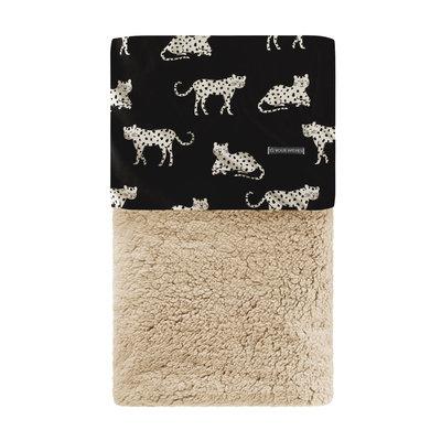 Wild Cheetah Teddy   Blanket