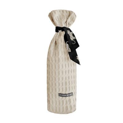 Wild Cheetah   bottle pouch
