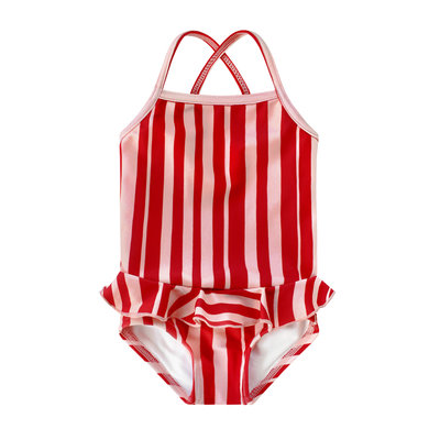 Pink Stripes | Swimsuit