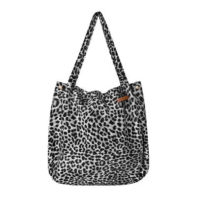 White Leopard | Mommy Tote Bag