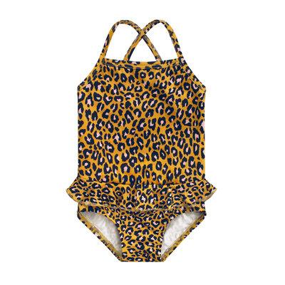 Leopard Ochre | Swimsuit