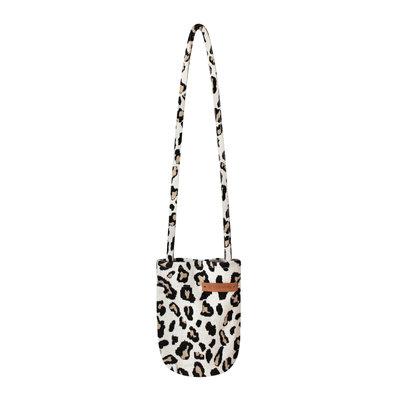 Leopard Jacquard | Kids Tote Bag