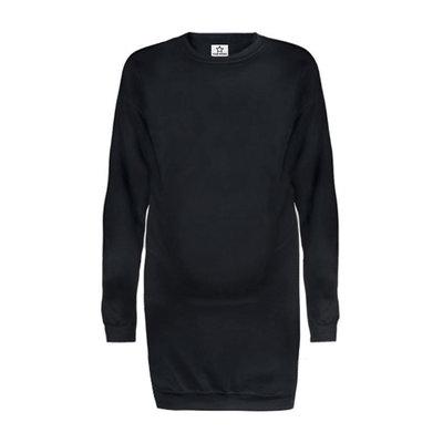 Basic Black | Maternity Sweaterdress